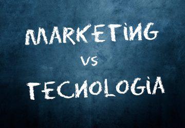 Un dilema de la innovación: ¿Está desplazando el marketing a la tecnología?