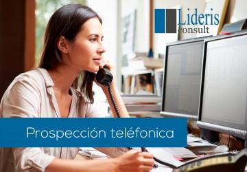 Proceso comercial: La prospección telefónica
