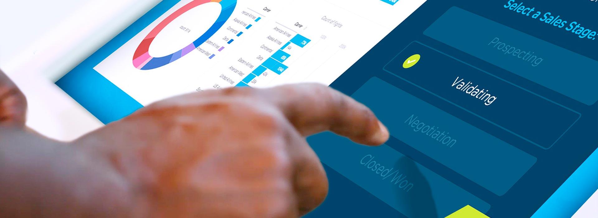 Artículos y noticias de actualidad de Business intelligence para transformar los datos de toda la empresa en información, y la información en conocimiento,