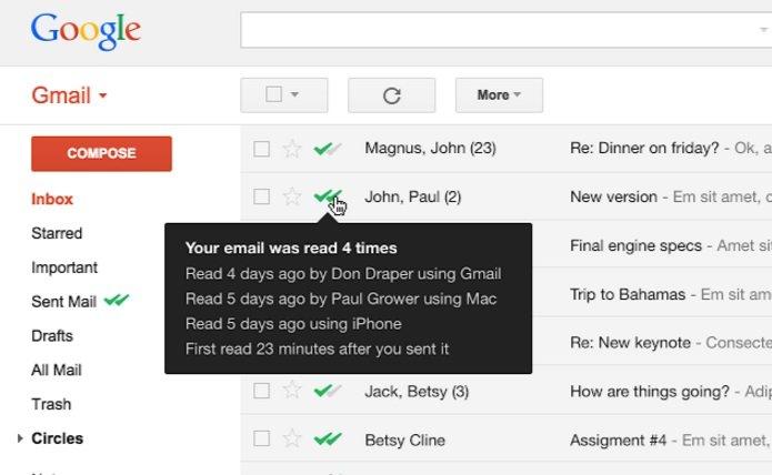 mailtrack proceso de ventas