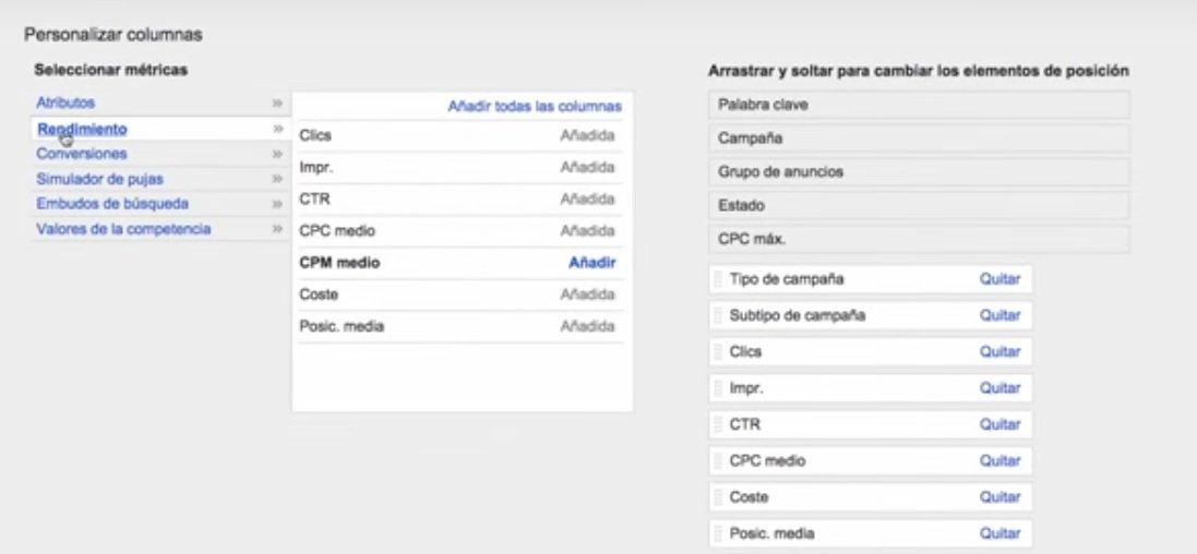Como mejoro las impresiones en google adwords реферат товарная и престижная реклама